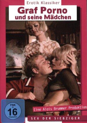 Graf Porno und seine Mädchen - Sex der Siebziger (1969) (Erotik Klassiker)