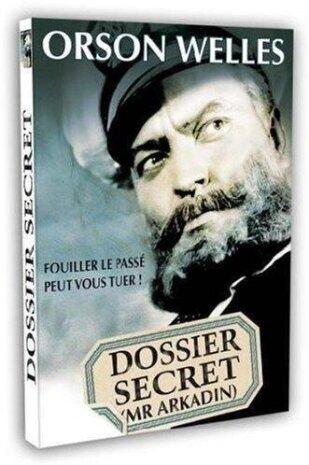Dossier secret - Dossier secret a.k.a. Mr Arkadin (1955)