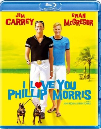 I love you Phillip Morris (2009) (Blu-ray + DVD)