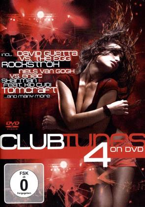 Various Artists - Clubtunes on DVD Vol. 4