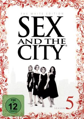 Sex and the City - Staffel 5 (The White Edition 2 DVDs)