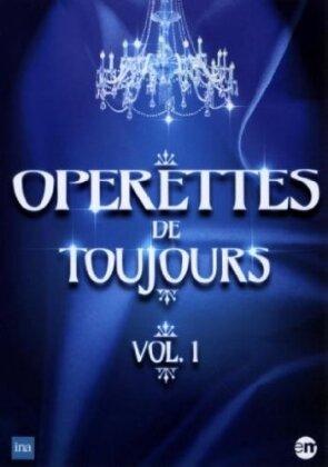 Various Artists - Opérettes de toujours - Vol. 1