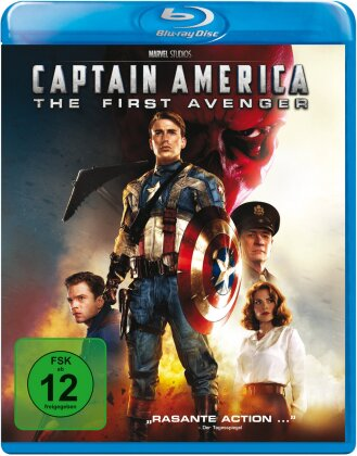 Captain America - The First Avenger (2011)