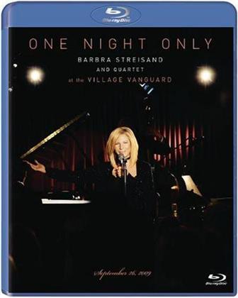 Streisand Barbra - One Night Only