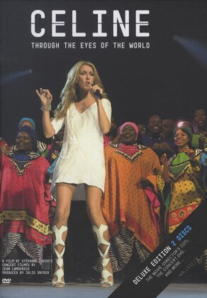 Céline Dion - Through the Eyes of the World (Special Deluxe Edition, 2 DVDs)