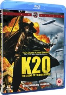 K-20 - The legend of the black mask (2008)