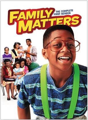 Family Matters - Season 1 (3 DVDs)