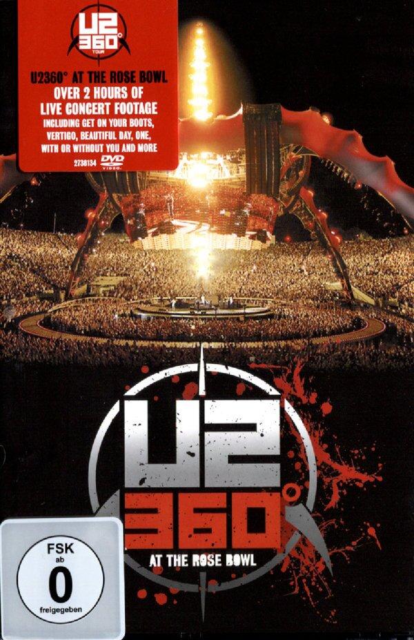 U2 - 360° - At The Rose Bowl