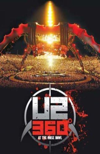 U2 - 360° - At The Rose Bowl (Limited Deluxe Edition, 2 DVDs)