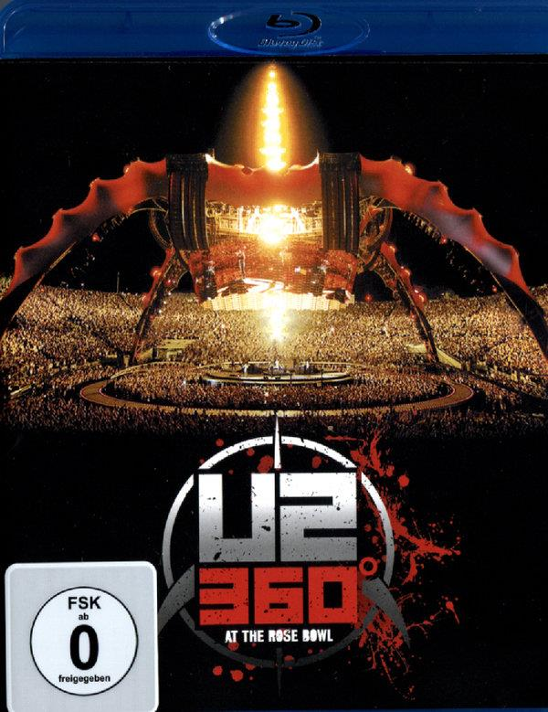 U2 - 360° - At The Rose Bowl