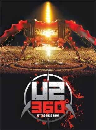 U2 - 360° - At The Rose Bowl (Edizione Deluxe Limitata)