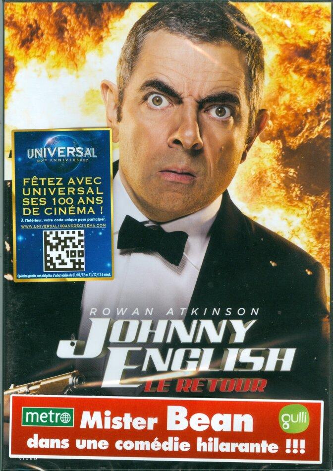 Johnny English 2 - Le retour (2011)