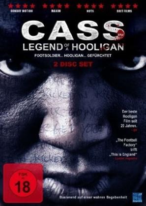 Cass - Legend of a Hooligan (2 DVDs)