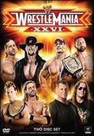 WWE: Wrestlemania 26 (2 DVDs)