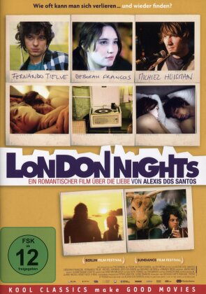London Nights - Unmade Beds (2009)