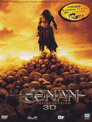 Conan the Barbarian - (3D + 2D) (2011)