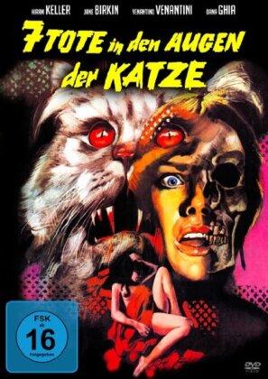 7 Tote in den Augen der Katze (1973) (Versione Rimasterizzata)