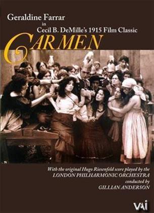 The London Philharmonic Orchestra, Gillian Anderson & Geraldine Farrar - Bizet - Carmen (VAI Music)