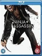 Ninja Assassin (2009) (Blu-ray + DVD)