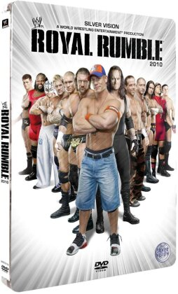 WWE: Royal Rumble 2010 (Steelbook)