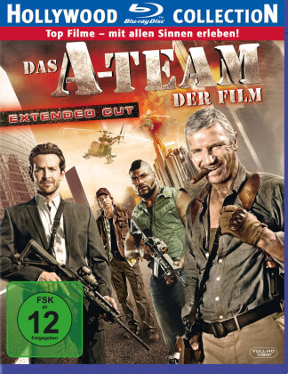 Das A-Team - Der Film (2010) (Extended Cut, Blu-ray + DVD)