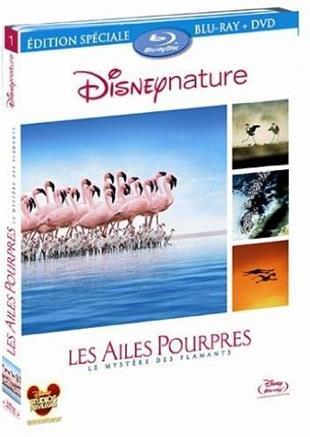 Les ailes pourpres - le mystère des flamants (Blu-ray + DVD)