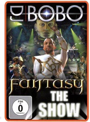 DJ Bobo - Fantasy - The Show