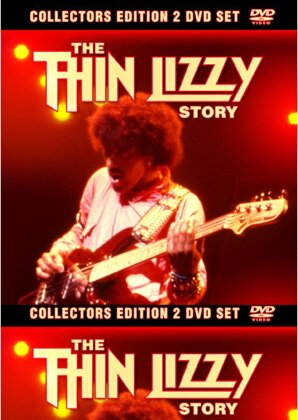 Thin Lizzy - The Thin Lizzy Story (2 DVDs)
