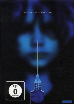 Porcupine Tree - Anesthetize (Limited Edition, Blu-ray + DVD)