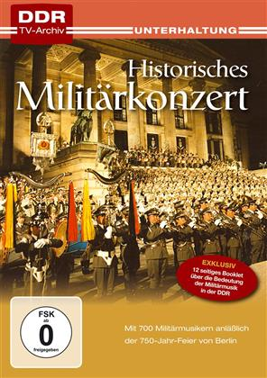 Various Artists - Historisches Militärkonzert (DVD + Booklet)