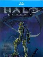Halo Legends (2010) (Steelbook, 2 Blu-rays)
