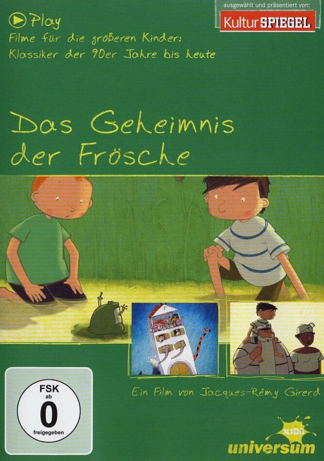 Das Geheimnis der Frösche - (Play - Filme der 90er Jahre bis heute) (2003)