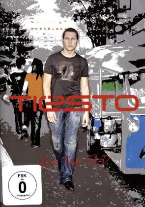 Dj Tiesto - Asia Tour 2008