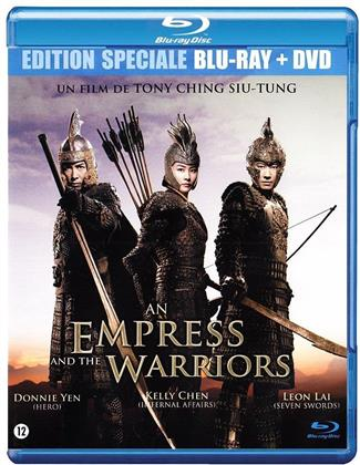 An Empress and the Warriors (Blu-ray + DVD)