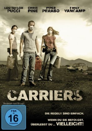 Carriers (2009) (Single Edition)