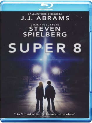 Super 8 (2011) (Blu-ray + DVD)