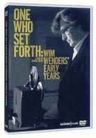 One Who Set Forth - Gli esordi di Wim Wenders - Wim Wender's Early Years
