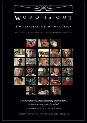 Word is Out - Stories of some of our Lives