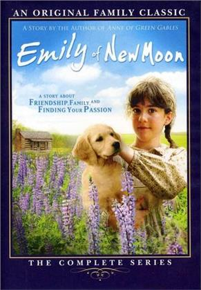 Emily of New Moon (Collector's Edition, 8 DVDs)