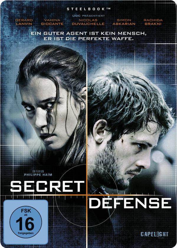 Secret defense (2008) (Limited Edition, Steelbook)