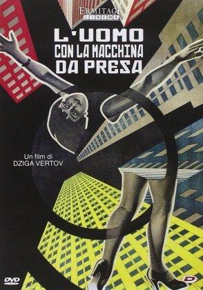 L'uomo con la macchina da presa - (Edizione Restaurata) (1929) (s/w)