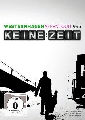 Westernhagen (Marius Müller) - Keine Zeit - Affentour (Live)