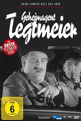 Geheimagent Tegtmeier - Die erste Tegtmeier Serie (s/w)