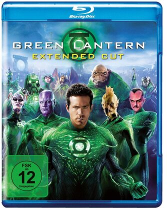 Green Lantern (2011) (Extended Cut)