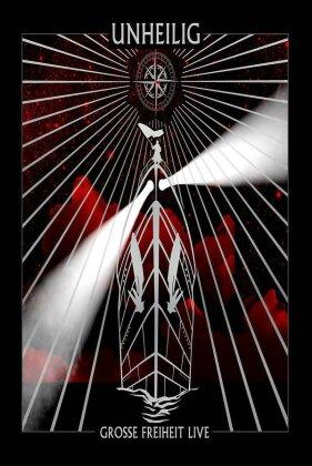 Unheilig - Grosse Freiheit - Live (2 DVDs)