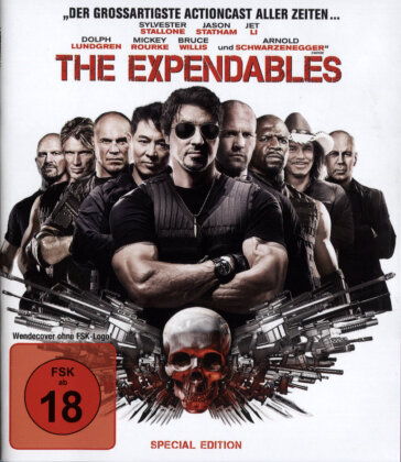 The Expendables (2010) (Special Edition)