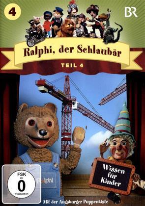 Augsburger Puppenkiste - Ralphi, der Schlaubär Teil 4