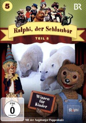 Augsburger Puppenkiste - Ralphi, der Schlaubär Teil 5