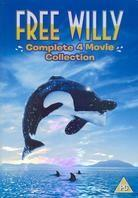 Free Willy 1-4 (4 DVDs)
