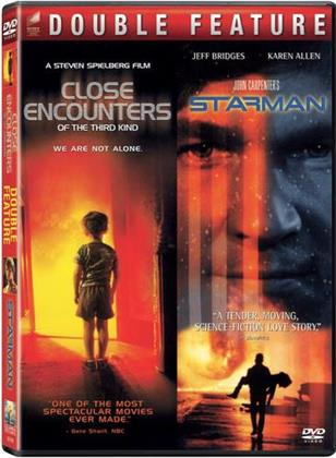 Close Encounters of the Third Kind / Starman (Double Feature, 2 DVDs)